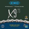KMC X-9-73 Kette 9-fach